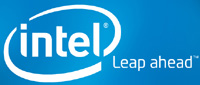 New Intel Logo