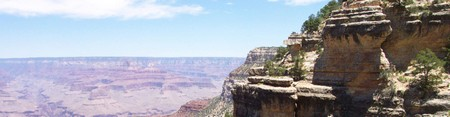 The Grand Canyon in 2001...