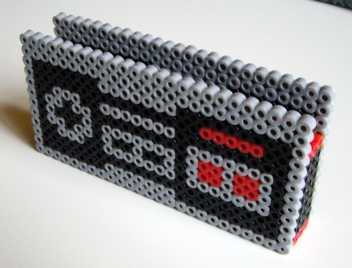 Nintendo NES Controller Business Card Holder