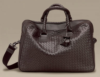 The INTRECCIATO Laptop Case by BOTTEGA VENETA