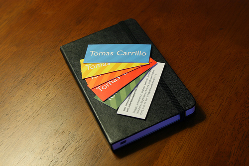 Tomas Carrillo MOO MiniCards